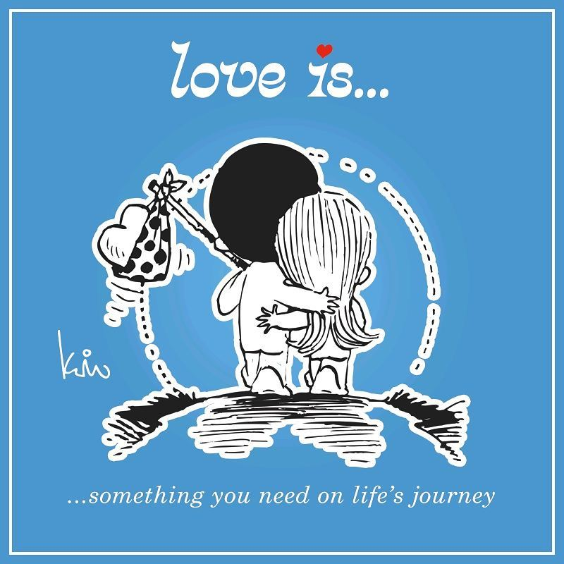 Love Is... | A Cartoon