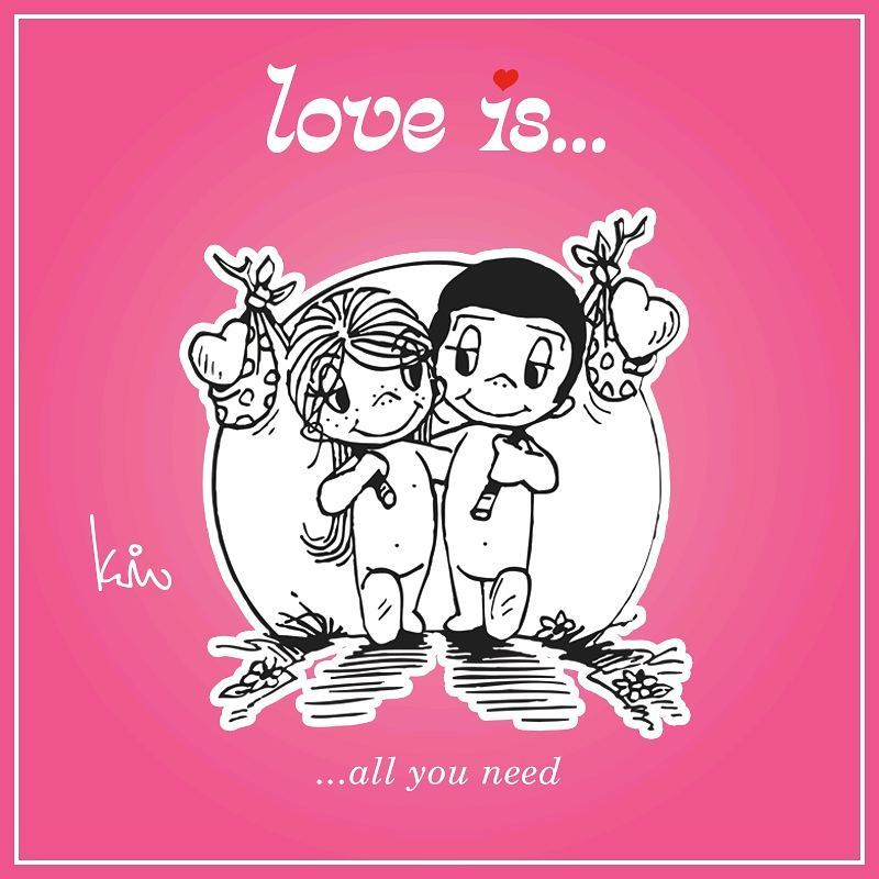 Love Is A Cartoon